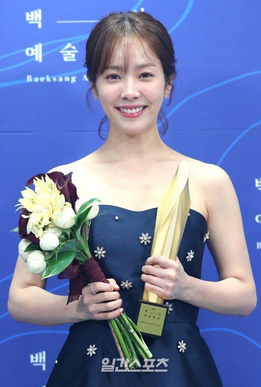Công bố dàn sao trao giải 'Baeksang 2020': Hot từ Jung Woo Sung, Han Ji Min đến Kim Soo Hyun và Seohyun 8