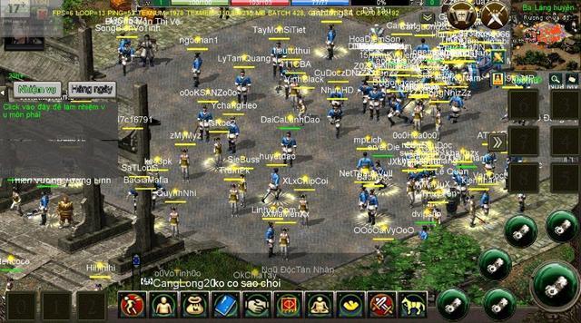 Hàng vạn anh em nô nức vào chơi JX1 Huyền Thoại Võ Lâm ngày mở cửa server mới