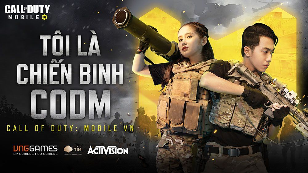 Top 1 cuộc chiến bình chọn 'Tôi là chiến binh Call of Duty: Mobile VN' sẽ thuộc về ai? 0