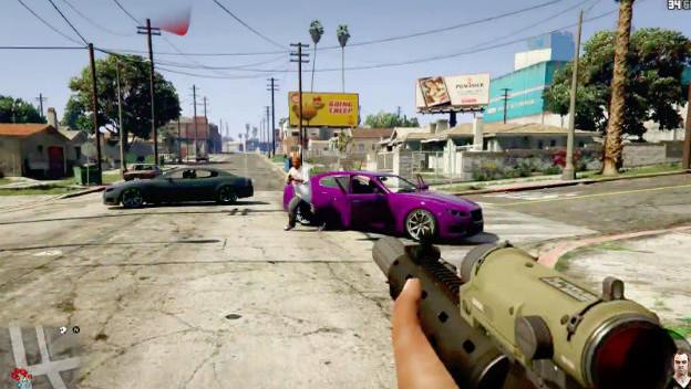 Những tính năng khiến cho GTA luôn là tựa game được yêu thích nhất mọi thời đại 6