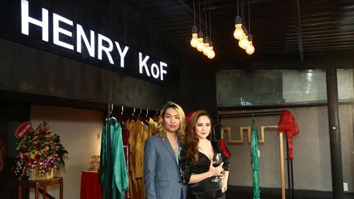 Chính thức ra mắt Henry KoF - thương hiệu thời trang cao cấp Việt Nam
