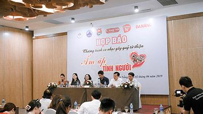 Show nghệ thuật gây quỹ từ thiện vì trẻ em quy tụ dàn nghệ sĩ Đà Nẵng