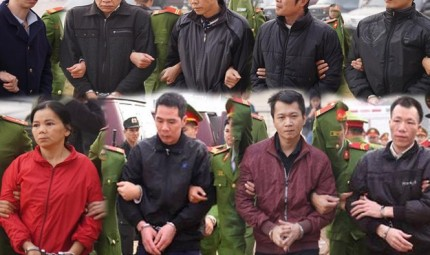 Xét xử vụ nữ sinh giao gà bị sát hại: 6 bị cáo bị tuyên án tử, tăng án đối với Bùi Thị Kim Thu