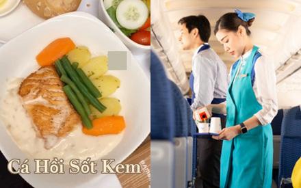 Tiếp viên hàng không tại Việt Nam tiết lộ hình ảnh bữa ăn toàn 'sơn hào hải vị' được hãng dành riêng cho tiếp viên sau khi hoàn tất việc phục vụ hành khách