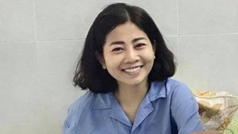 Nghĩ về chặng đường chống chọi với bệnh tật, Mai Phương luôn lạc quan: 'Em thấy hạnh phúc'