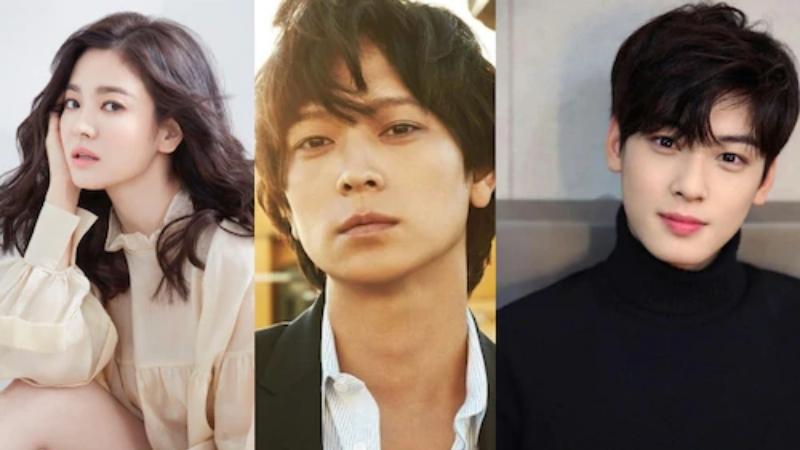 Hóa ra hai tường thành nhan sắc Song Hye Kyo và Kang Dong Won từng có 'đứa con' đẹp như Cha Eunwoo (ASTRO)