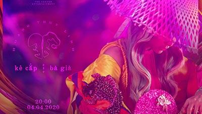 TUNG POSTER MV MỚI 'KẺ CẮP GẶP BÀ GIÀ' MÀ KHÔNG CÓ BINZ, PHẢI CHĂNG HOÀNG THÙY LINH TỰ RAP?