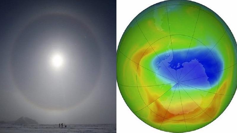TIN VUI GIỮA ĐẠI DỊCH COVID-19: TẦNG OZONE TỰ CHỮA LÀNH VẾT THƯƠNG VÀ ĐANG DẦN HỒI PHỤC