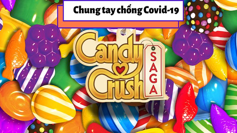 Candy Crush Saga bật chế độ không giới hạn lượt chơi để dân tình tha hồ 'cày' trong dịch Covid-19