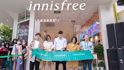 Ngoài sức tưởng tượng: innisfree Đà Nẵng đón hàng trăm tín đồ đến check-in suốt 2 ngày đầu ra mắt