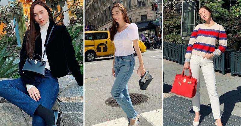 Bộ sưu tập hơn 300 túi xách, trị giá 22 tỷ đồng của Jessica