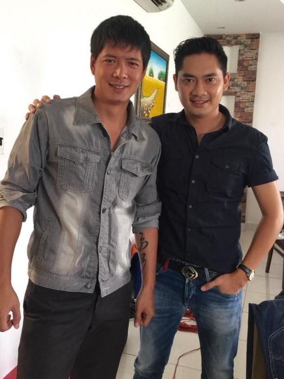 Không chỉ với Bình Minh, Trương Quỳnh Anh còn thân mật với một nam diễn viên khác trong phim 3