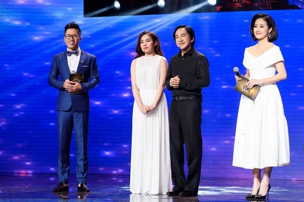 Phần trình diễn xuất sắc của Giang Hồng Ngọc được đánh giá cao