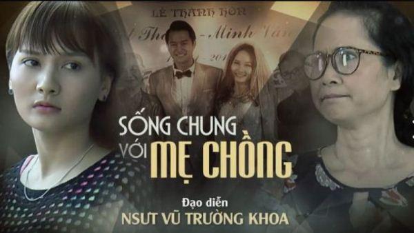 Sống chung với mẹ chồng là từ khóa nóng bỏng nhất trên màn ảnh nhỏ Việt Nam trong suốt mùa hè vừa qua.
