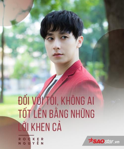 Rocker Nguyễn nói về tin đồn cặp đại gia, dựa hơi Minh Hằng - Angela Phương Trinh để nổi tiếng 2