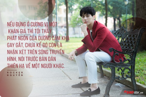 Rocker Nguyễn nói về tin đồn cặp đại gia, dựa hơi Minh Hằng - Angela Phương Trinh để nổi tiếng 7
