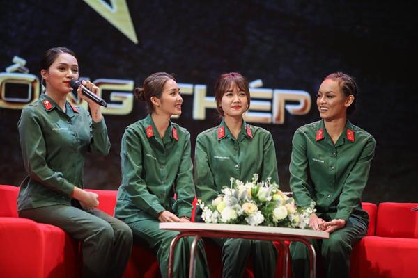 Hương Giang Idol chia sẻ về những kỉ niệm khi tham gia Sao nhập ngũ