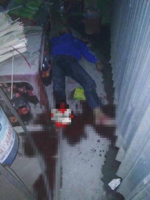 Nam thiếu niên 14 tuổi bị đánh tại Tây Tựu.