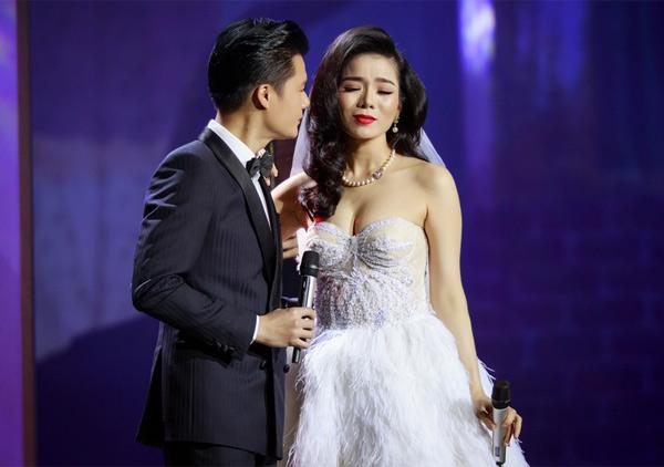 Quang Dũng - Lệ Quyên là một trong số những cặp đôi ăn ý của làng nhạc Việt.