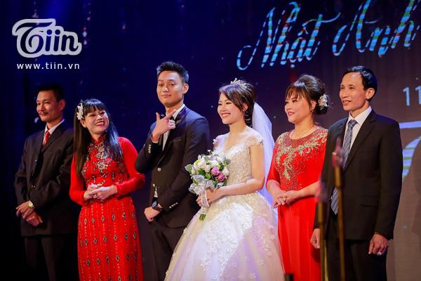 Chỉ có ở đám cưới Nhật Anh Trắng: Hai bên thông gia bắn rap cực chất cảm ơn quan khách 7