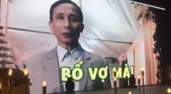 Chỉ có ở đám cưới Nhật Anh Trắng: Hai bên thông gia bắn rap cực chất cảm ơn quan khách 3
