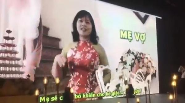 Nhật Anh Trắng rủ rê cả bố mẹ đẻ, bố mẹ vợ cùng trổ tài bắn rap