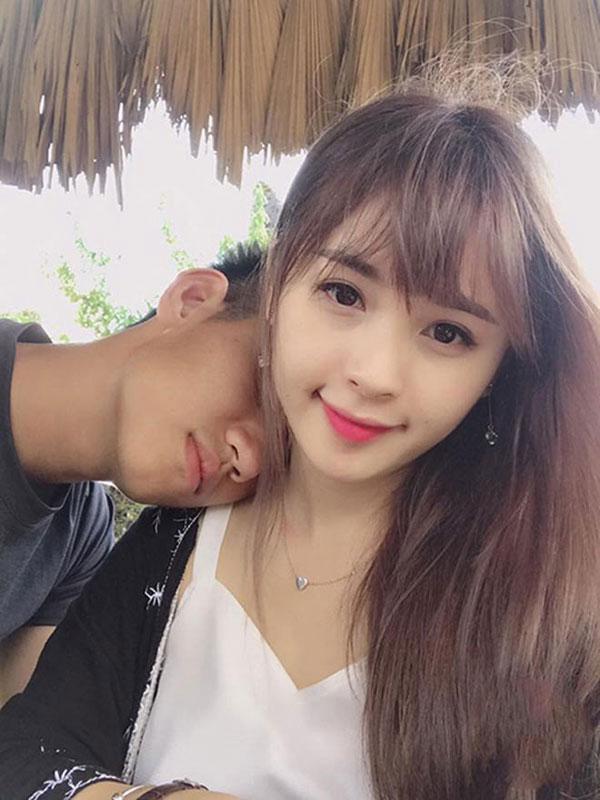 Bức ảnh ngọt ngào của Trọng Đại ngầm thể hiện tình yêu giữa anh chàng và Hương Thảo.
