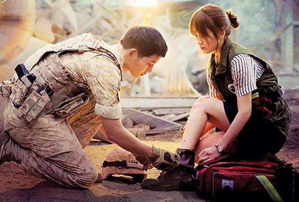 Cặp đôi Song – Song trong phim.