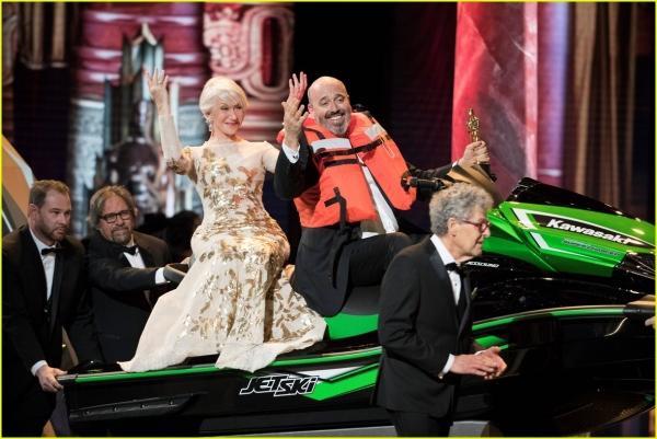 10 khoảnh khắc đáng nhớ tại lễ trao giải Oscar 2018 0