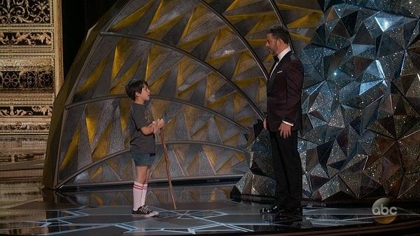 10 khoảnh khắc đáng nhớ tại lễ trao giải Oscar 2018 4