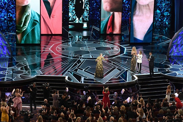 10 khoảnh khắc đáng nhớ tại lễ trao giải Oscar 2018 6