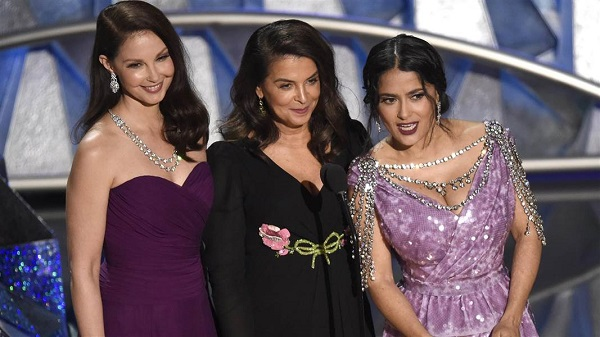 10 khoảnh khắc đáng nhớ tại lễ trao giải Oscar 2018 7