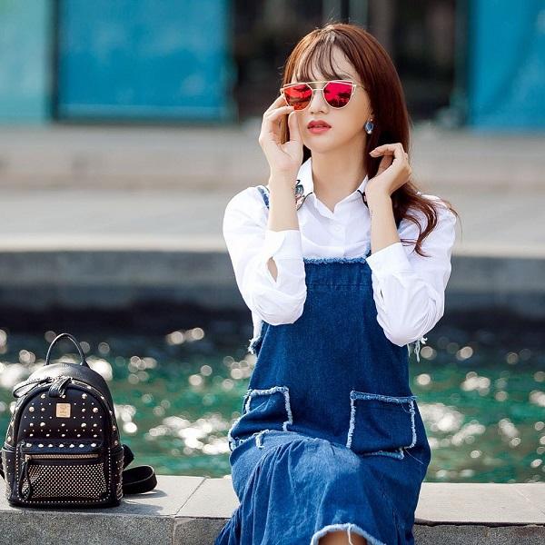 Hương Giang - cô nàng yêu màu đỏ 11
