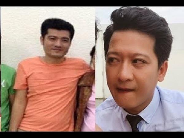 Trường Giang và anh trai Võ Quang Vũ