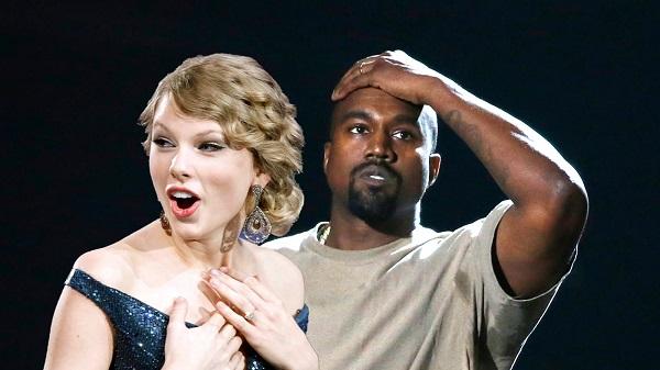 Taylor Swift và Kanye West luôn là kẻ thù của nhau suốt nhiều năm.