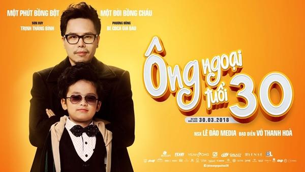 Ông ngoại tuổi 30 - Ưu và khuyết điểm bù trừ tạo nên một phim remake Việt 0
