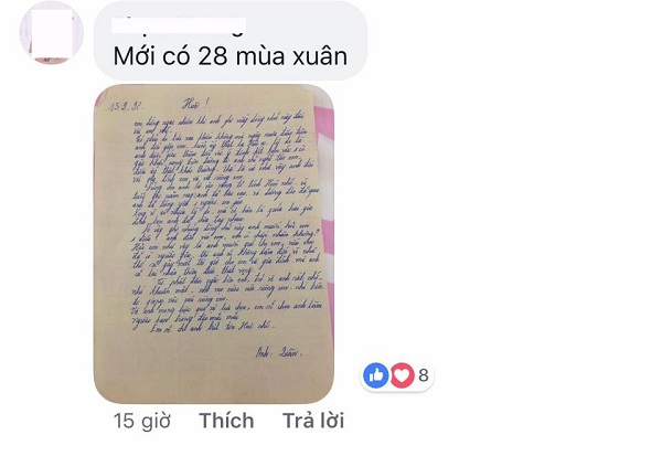 Thanh xuân của bố mẹ gói trong những bức thư tình đợi mong 6