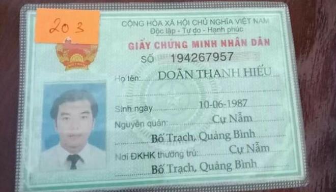 Nhiều nhà hàng, khách sạn trên địa bàn TP Đà Nẵng tố du kháchDoãn Thanh Hiếu đến ăn, nghỉ, mua vé máy bay nhưng có dấu hiệu 'không trả tiền'.