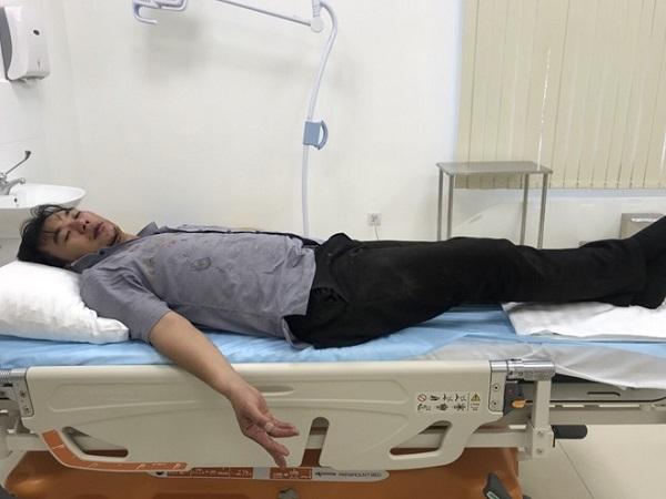 Du khách Doãn Thanh Hiếu nhập viện điều trị vết thương do bị say xỉn, té ngã chứ hoàn toàn không có chuyện bị đánh như trình báo.