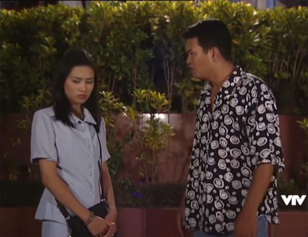 Ngoài vai Nguyệt đáo để, Hà Hương còn có vai diễn hiền lành, thường xuyên bị bắt nạt trong 'Tình xa' 1