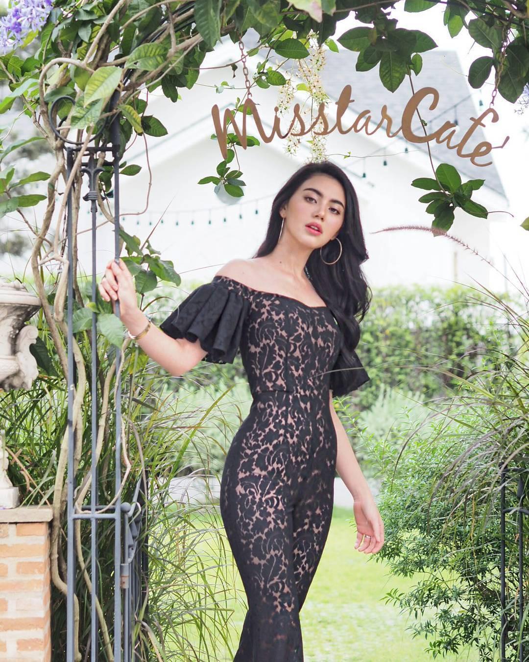 Cô là người mẫu diễn viên hạng A của Thái