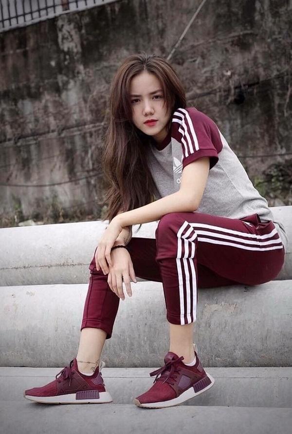 Nhan sắc xinh đẹp của Phương Ly khiến nhiều cô nàng phải ghen tị.