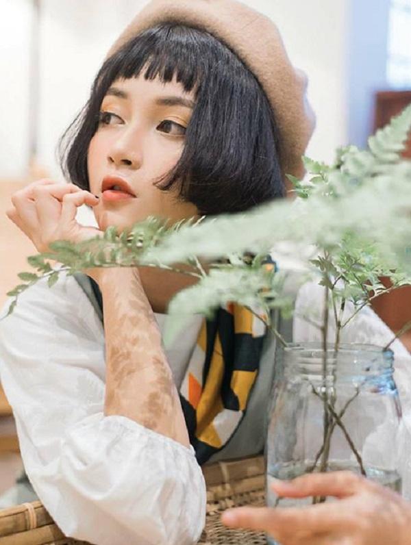 Dù không cao nhưng 'quan trọng là thần thái', Mai Kỳ Hân hiện là một trong những người mẫu ảnh lookbook được săn đón nhất nhì Sài Gòn.