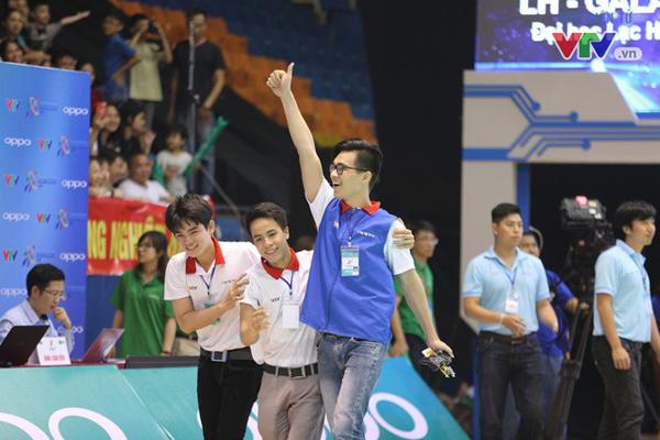 Đại học Lạc Hồng vô địch Robocon Việt Nam lần thứ 8 0