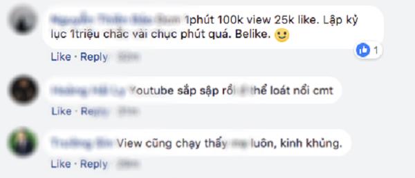 Khán giả yêu nhạc 'mỏi miệng' khen Sơn Tùng M-TP.