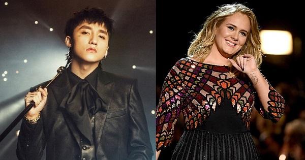 Sơn Tùng M-TP khẳng định vị trí trong showbiz như cách Adele đã từng làm.