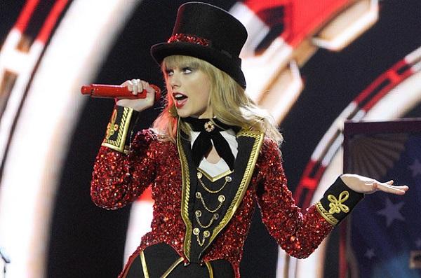 Trước khi Reputation tour khởi động, Taylor Swift đã có những tour diễn ấn tượng thế này 6