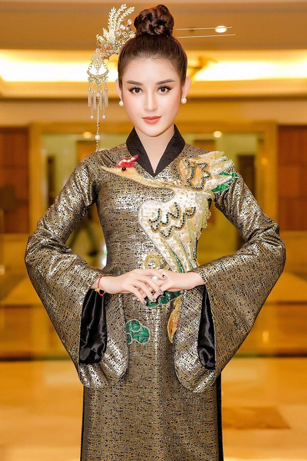 Người đẹp Việt duy nhất lọt top 32 'Hoa hậu của các hoa hậu' năm 2017 0