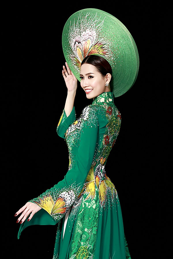 Phan Thị Mơ được cấp phép dự thi Hoa hậu đại sứ du lịch Thế giới 2018 2