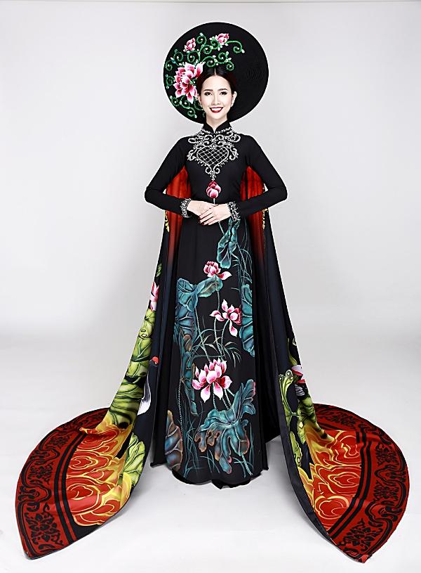 Phan Thị Mơ được cấp phép dự thi Hoa hậu đại sứ du lịch Thế giới 2018 3